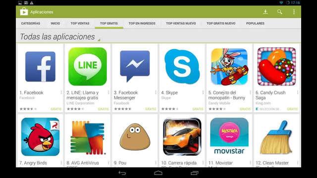 Descargar Google Play Store para PC gratis