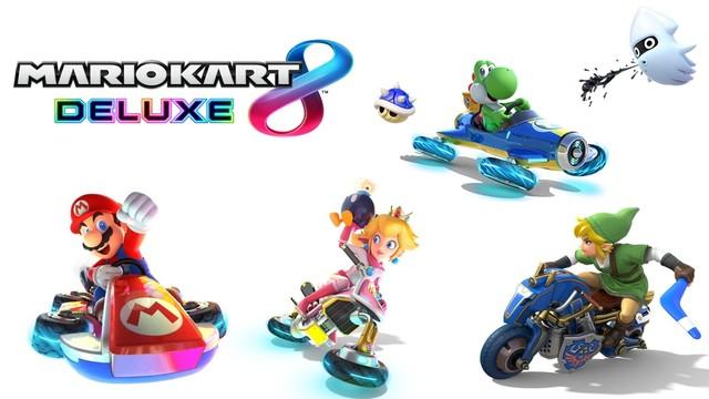 Descargar Mario Kart 8 Deluxe para PC gratis