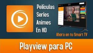 Descargar Playview para PC gratis