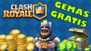 Gemas Gratis, Oro y Cofres para Clash Royale