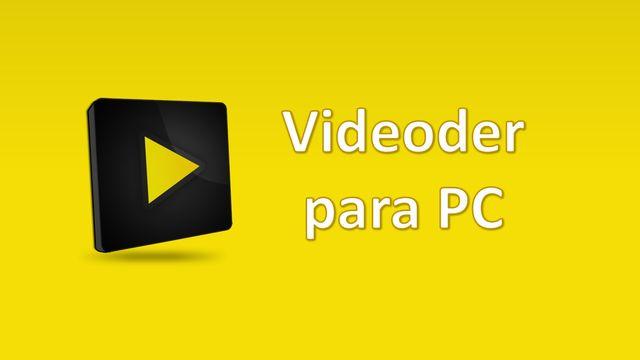 Descargar Videoder para PC gratis