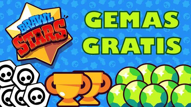 Conseguir Tokens y Gemas gratis Brawl Stars