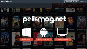 Descargar PelisMagnet para PC gratis