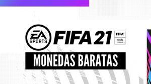 Comprar monedas FIFA 21 baratas